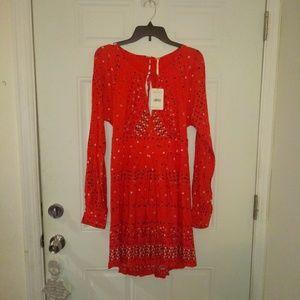 Free People Coryn dress